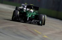 Caterham zamelt al 1 miljoen pond in