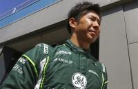 Kobayashi voor Caterham in seizoensfinale