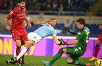 Lazio wint ondanks eigen doelpunt Braafheid
