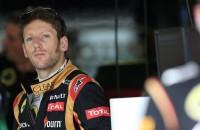 Lotus gaat door met Grosjean