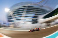 Red Bulls voor straf achteraan in Abu Dhabi