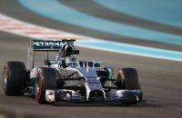 Rosberg snelste in laatste vrije training