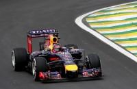 Sainz junior test Red Bull in Abu Dhabi