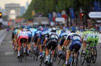 Tour 2016 start in Normandië