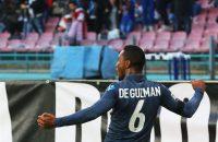 Treffer De Guzman niet voldoende voor Napoli