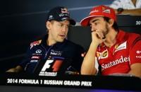 Vettel vervangt Alonso bij Ferrari
