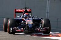 3e tijd Verstappen op 2e testdag in Abu Dhabi