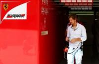 Vettel rekent niet op de wereldtitel in zijn eerste seizoen bij Ferrari. Foto: VI-Images