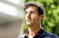 Autocoureur Webber komt met schrik vrij