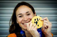 Bibian Mentel beste paralympische sporter van 2014