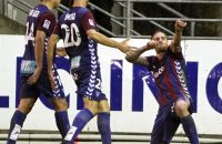 Eibar stevig in middenmoot