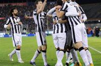 Juventus winterkampioen na winst in Cagliari
