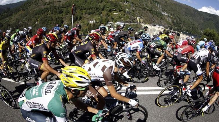 Tien bergetappes in Vuelta 2015