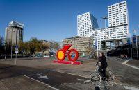 Tourspektakel barst in maart in Utrecht los