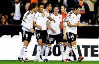 Valencia bekert met veel moeite verder