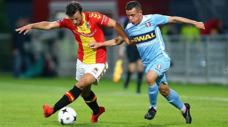 Korte valt opnieuw weg bij FC Dordrecht
