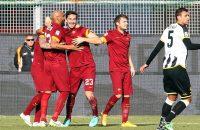Nipte zege voor AS Roma