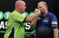Twaalf Nederlanders in UK Open darts
