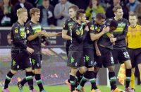 Mönchengladbach verstevigt derde plaats