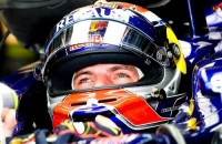 Verstappen stunt met plek zeven, Vettel wint