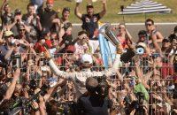 Formule 1-rijders zoeken toenadering tot fans