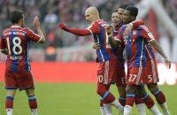 Bayern München opent tegen HSV