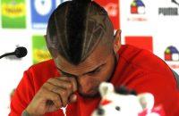 Vidal mag bij Chileense ploeg blijven na dronken crash