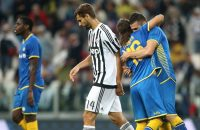 Juventus verliest bij start seizoen