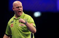 Michael van Gerwen verslaat 'Barney' in Australië