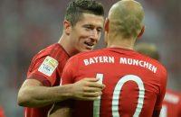 Overtuigende competitiestart Bayern München