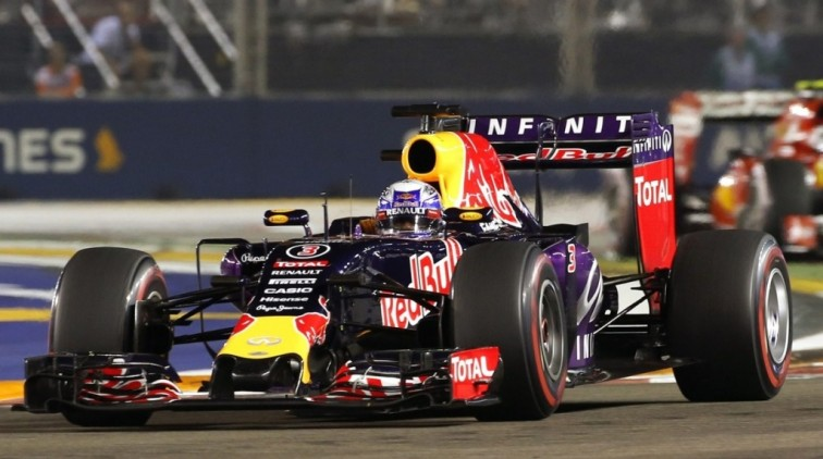 'Audi vanaf 2018 leverancier van motoren Red Bull in F1'