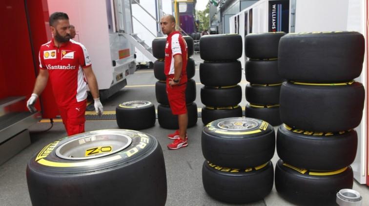Ferrari op eigen grond in de aanval
