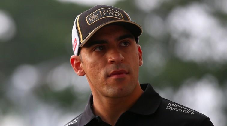 Maldonado nog een jaar bij Lotus