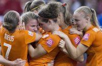 Oranjevrouwen openen EK 2017 in Utrecht