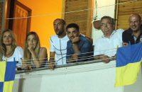 Politie maakt zich zorgen om 'balkon-supporters' Frosinone