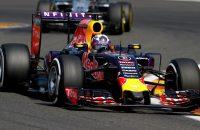 Red Bull incasseert gridstraf bij GP van Italië
