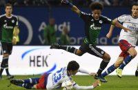 Schalke klopt HSV zonder Huntelaar
