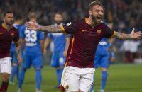AS Roma wint gemakkelijk van Empoli