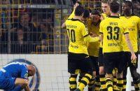 Dortmund vernedert Paderborn in DFB Pokal