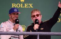 Hamilton trots op evenaring 'grote voorbeeld' Senna
