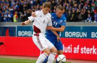 IJsland verspeelt voorsprong tegen Letland
