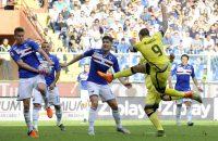 Internazionale niet langs Sampdoria