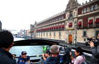 Mexico Stad smacht naar 'grootste show op aarde'