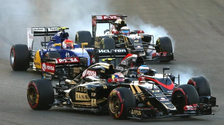 Alonso Woedend F1 Moet Gezond Verstand Gebruiken Sportnieuws