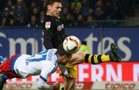 Dure nederlaag Borussia Dortmund bij HSV