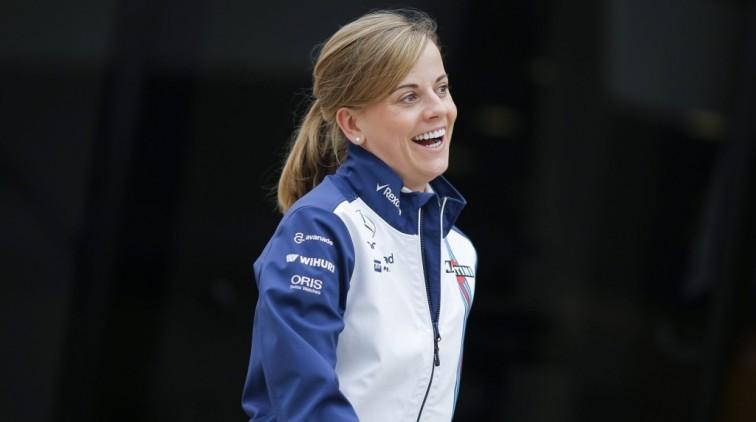 Formule 1 weer zonder vrouw