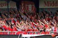 IJsselmeervogels straft rellende supporters