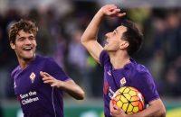 Invaller Kalinic helpt Fiorentina aan punt