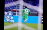Lazio-doelman scheurt hamstring tijdens het juichen