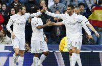 Real komt tot dubbele cijfers tegen 9 man van Vallecano